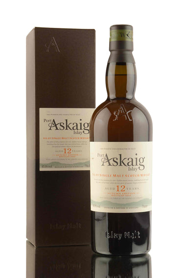 Port Askaig 12 Year Old - Autumn Edition | Abbey Whisky