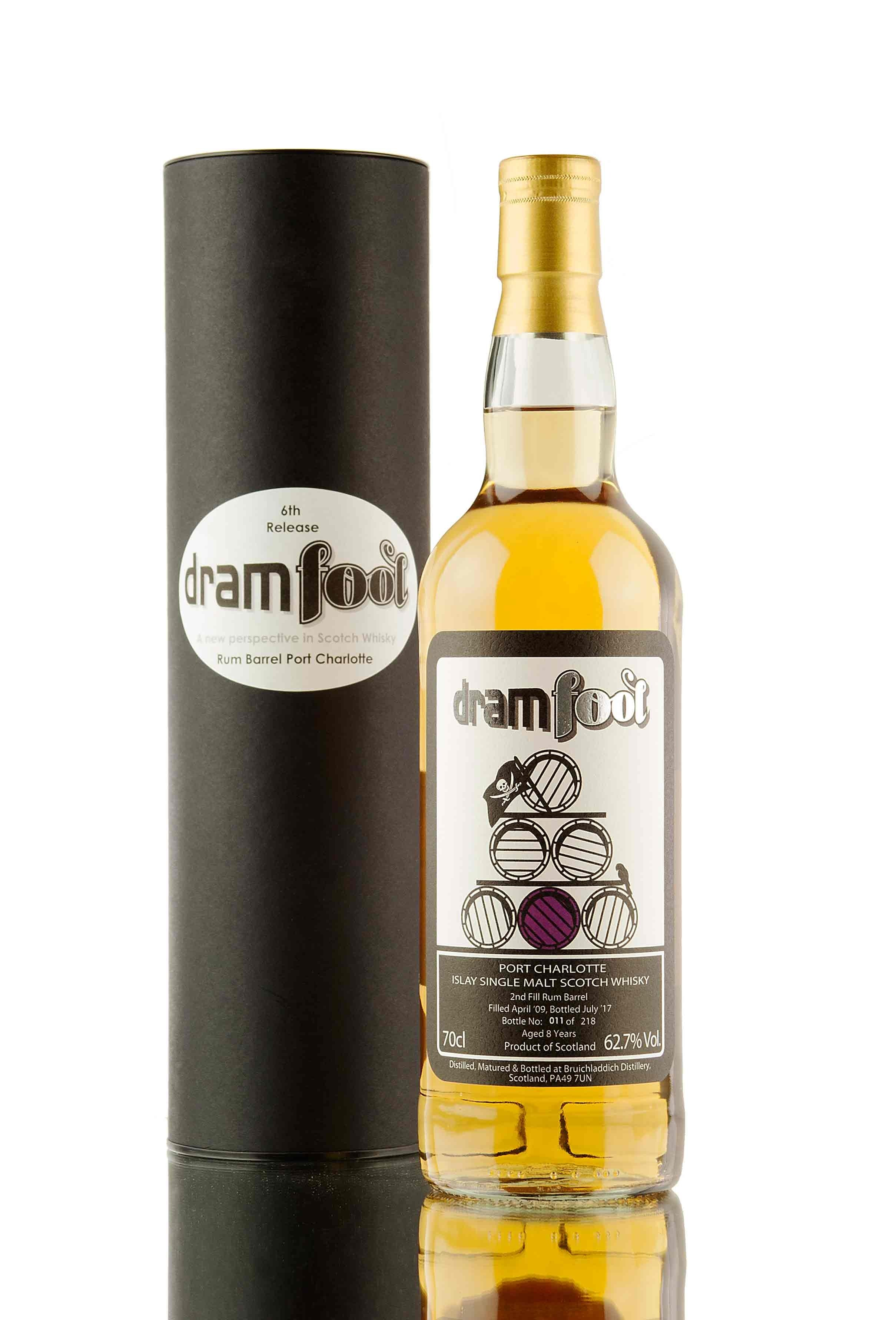 Port Charlotte 8 Year Old - 2009 | Dramfool 6th Release