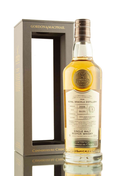 Royal Brackla 14 Year Old - 2006 | Cask 310821 | Connoisseurs Choice | Abbey Whisky