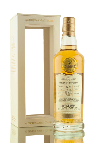 Speyburn 12 Year Old - 2009 | Cask 281 | Connoisseurs Choice | Gordon & MacPhail | Abbey Whisky