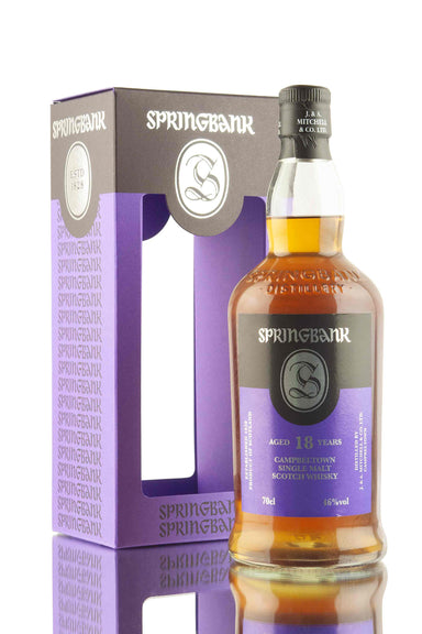 Springbank 18 Year Old | 2021 Release | Abbey Whisky