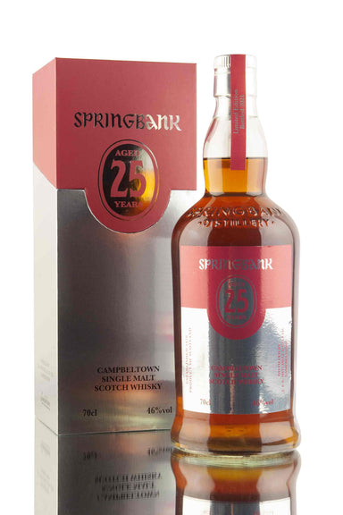 Springbank 25 Year Old | 2021 Release | Abbey Whisky