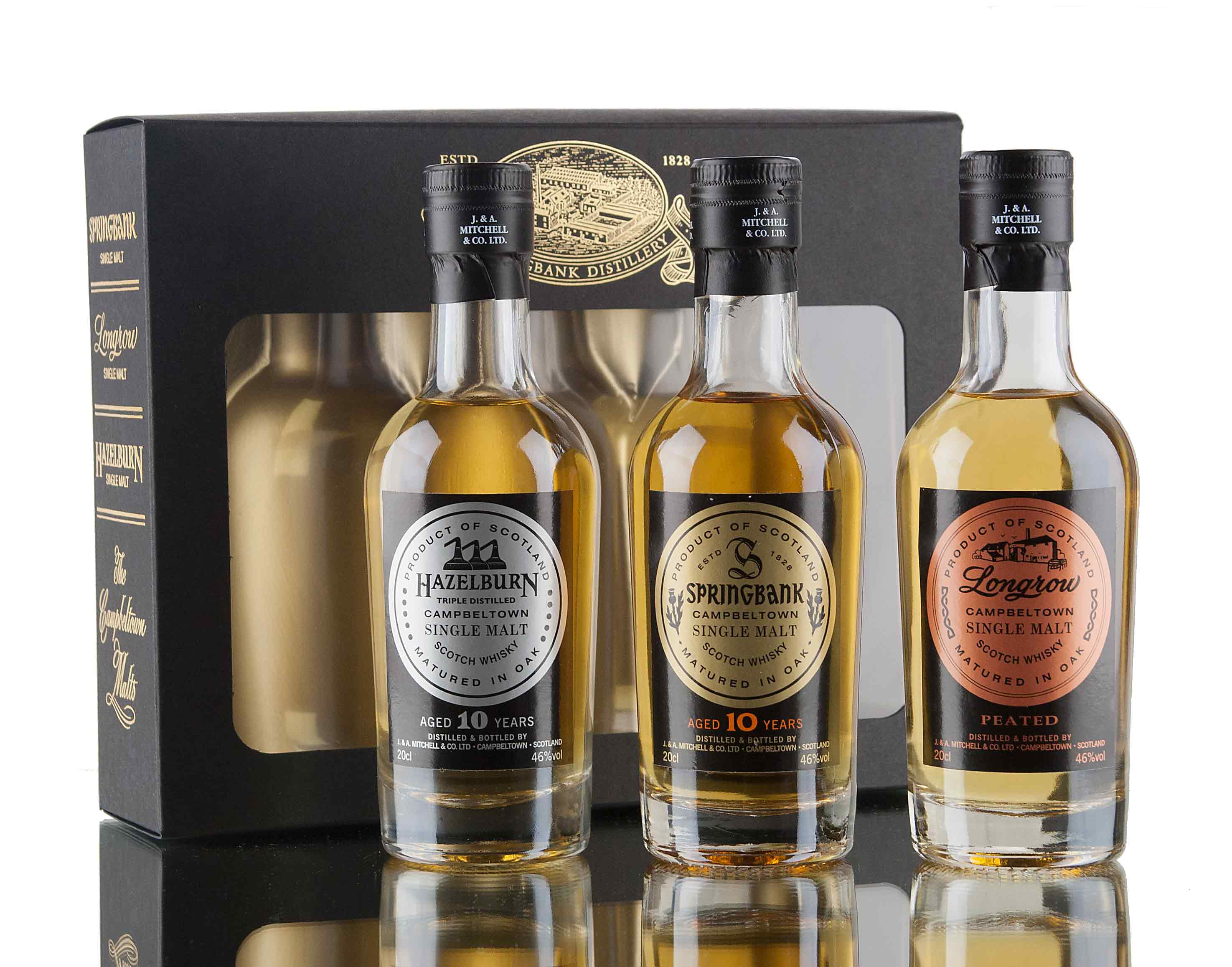 Springbank - The Campbeltown Malts Gift Pack