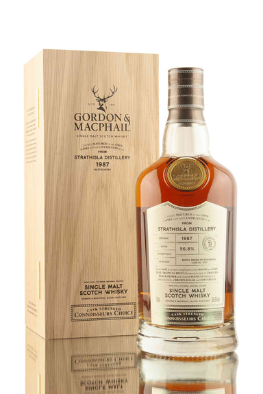 Strathisla 33 Year Old - 1987 | Cask 3053 | Connoisseurs Choice | Abbey Whisky