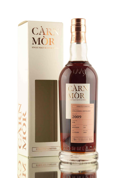 Strathmill 11 Year Old - 2009 | Càrn Mòr Strictly Limited | Abbey Whisky