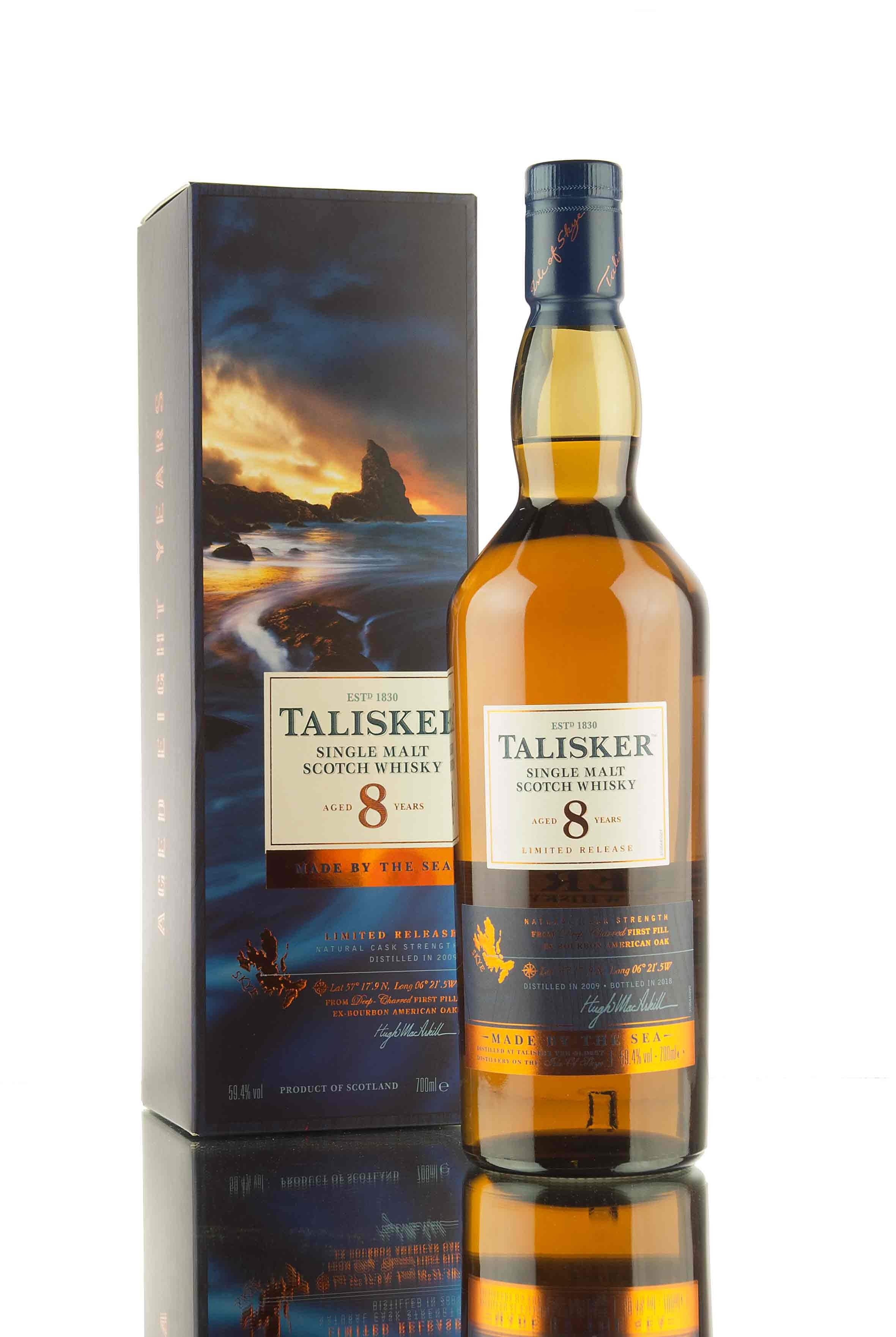 Talisker 8 Year Old | Special Release 2018
