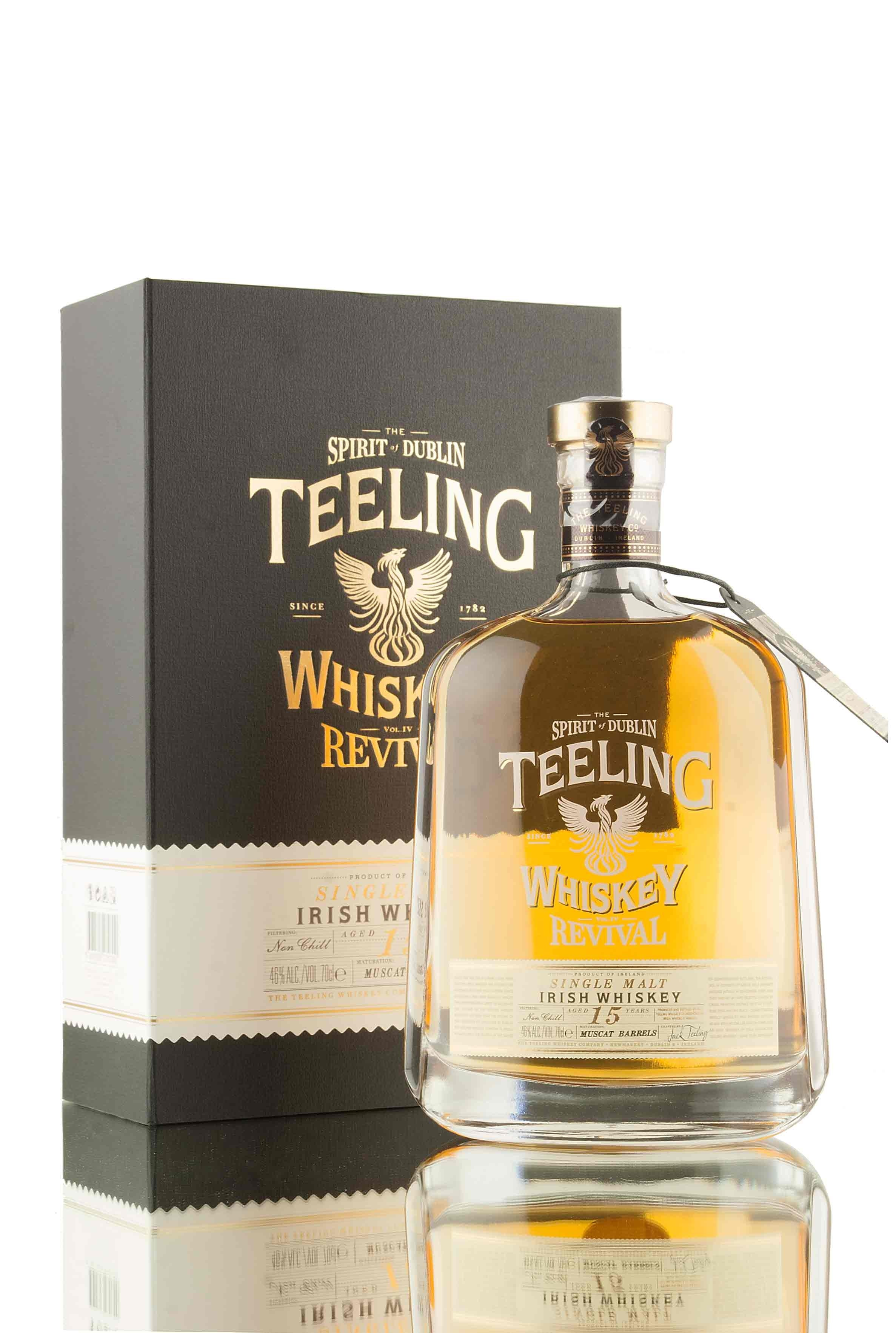 Teeling 15 Year Old - The Revival Vol IV