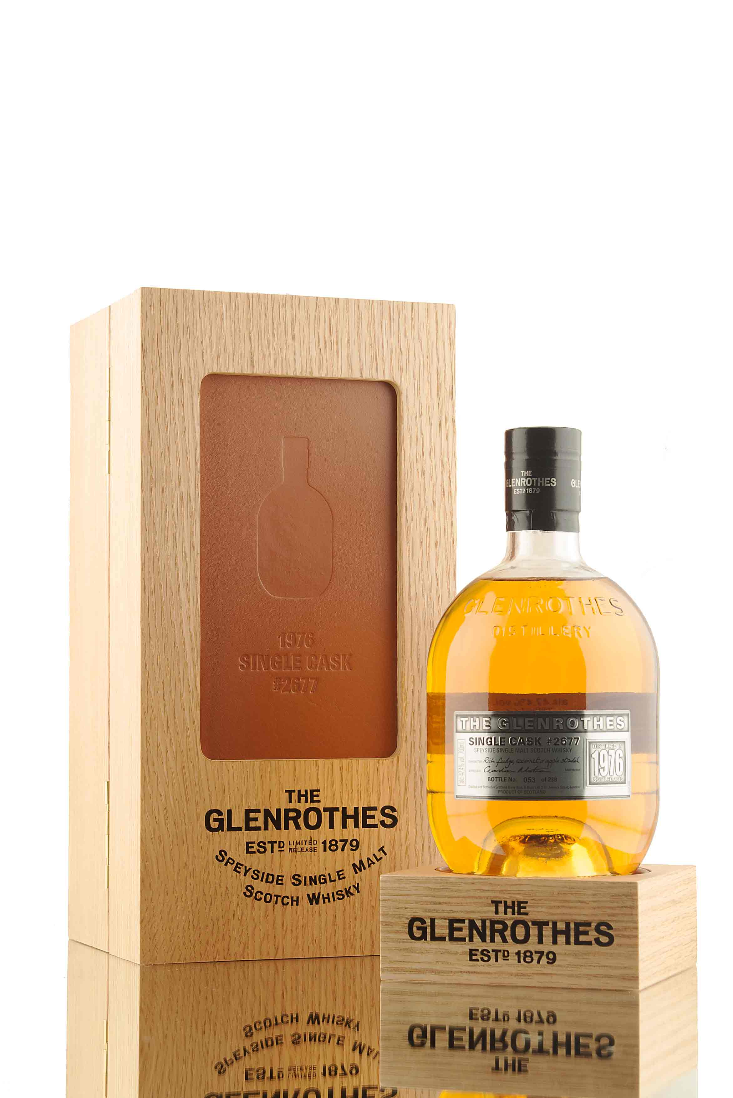 Glenrothes 1976 - 39 Year Old | Single Cask 2677 | UK Exclusive
