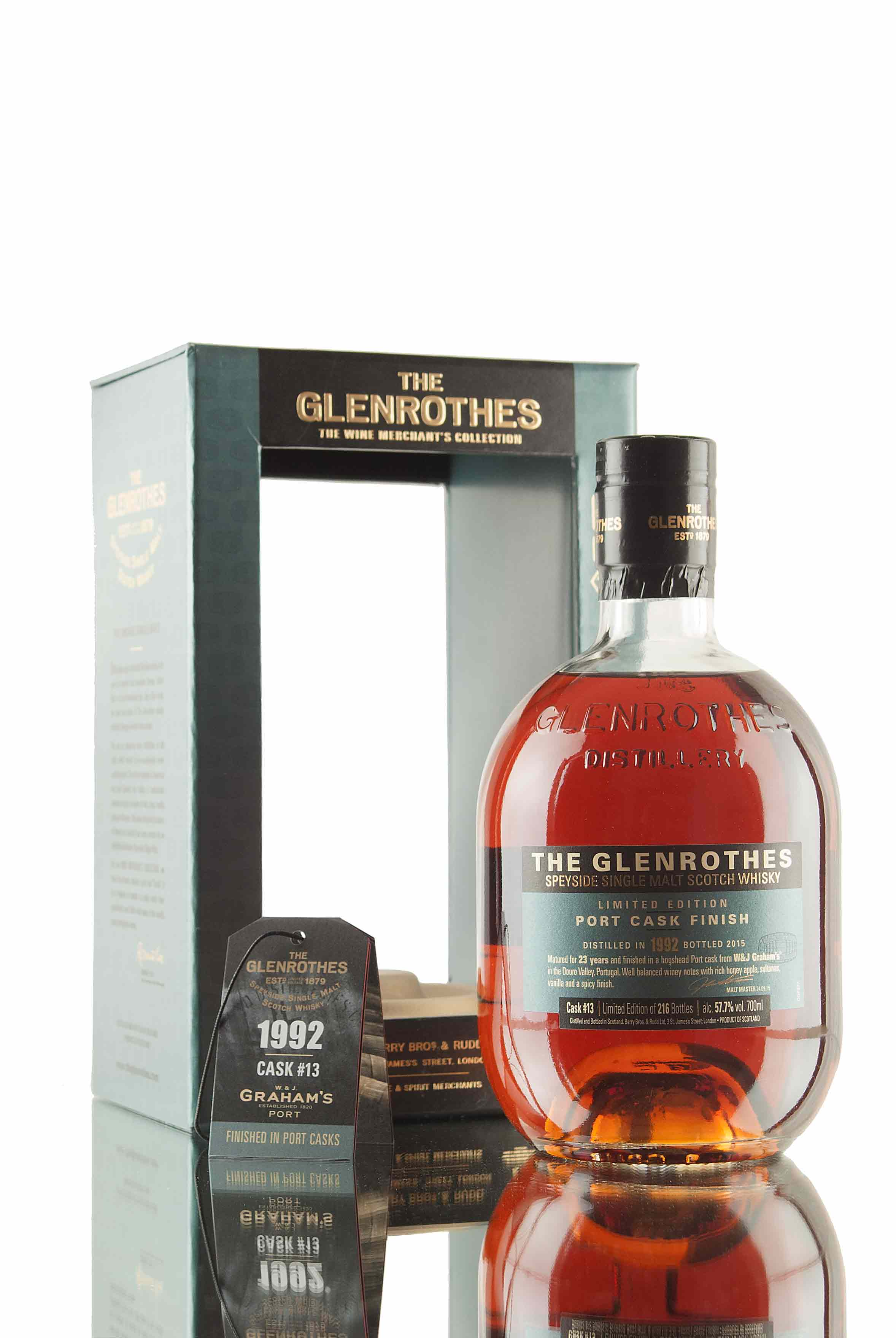 The Glenrothes Graham's Cask #13 | Wine Merchant's Collection