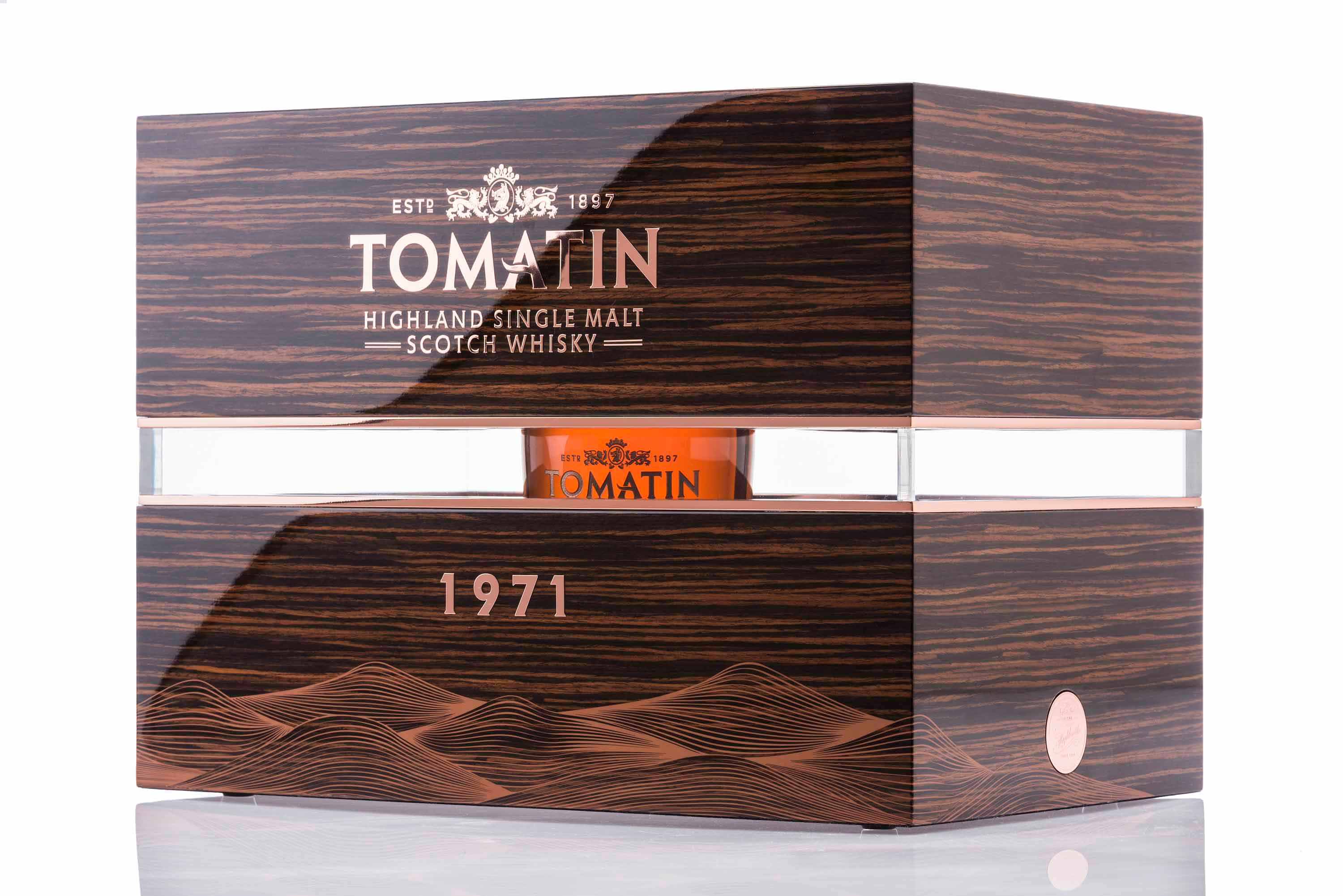 Tomatin 1971 - 44 Year Old / Single Cask 30041