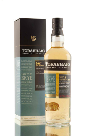 Torabhaig Legacy Series 2017 | The Inaugural Release | Abbey Whisky