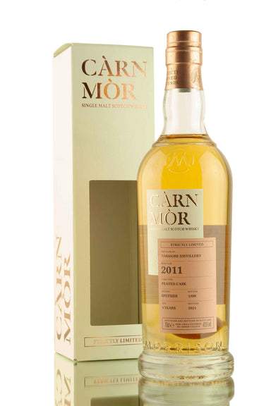 Tormore 9 Year Old - 2011 | Càrn Mòr Strictly Limited | Abbey Whisky