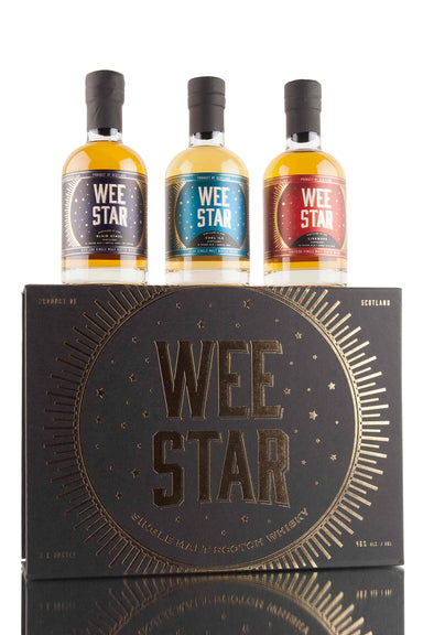 The Wee Star Sample Pack | North Star Spirits | Abbey Whisky
