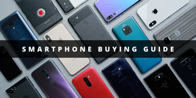 Things to consider before buying a smartphone