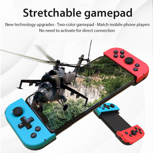 Stretchable Wireless Bluetooth Gamepad
