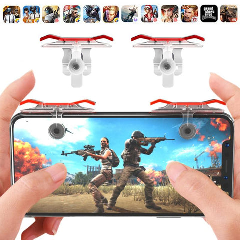 New Joystick For PUBG Mobile Phone Trigger