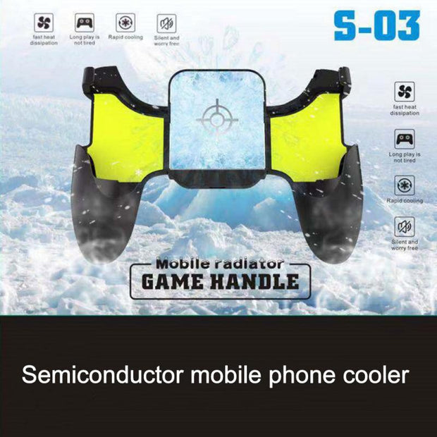 S-03 Mobile Phone Cooler Handle