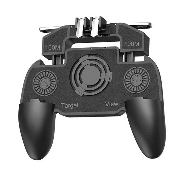 Mobile Game Controller with Cooling Fan