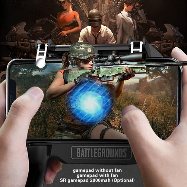 3 in 1 Mobile Gaming Trigger