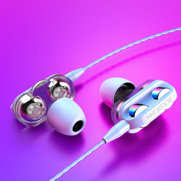 HIFI In-Ear Wired Earbuds