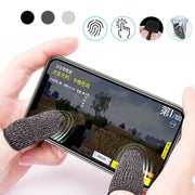 Breathable Mobile Game Finger Sleeve