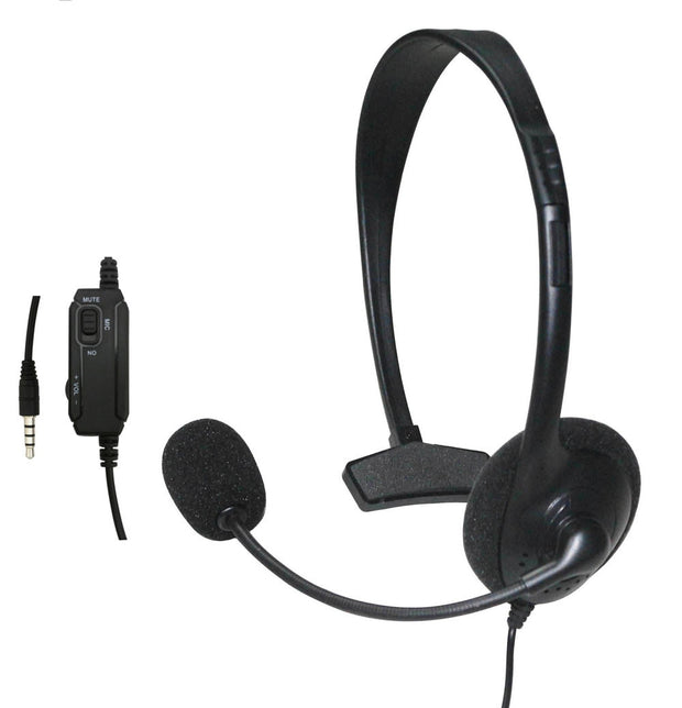 PS4 Wired Headphone with Microphone