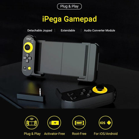 Ipega PG-9167 Bluetooth Wireless Gamepad