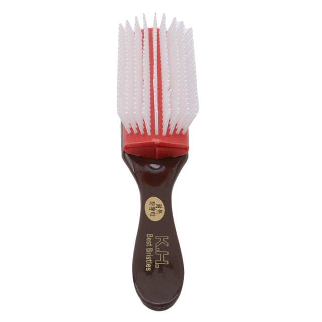 9 Rows Hair Brush