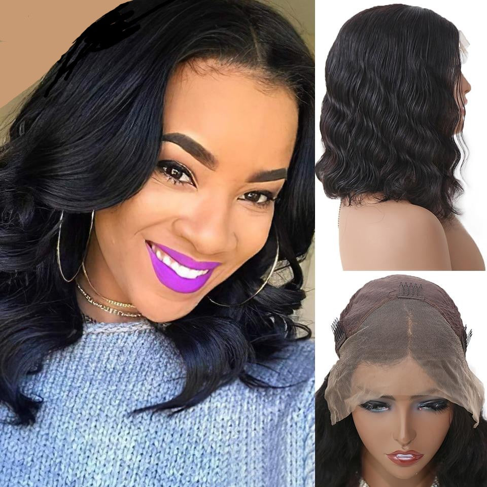13x4 Lace Front Body Wave Wig Density 150%