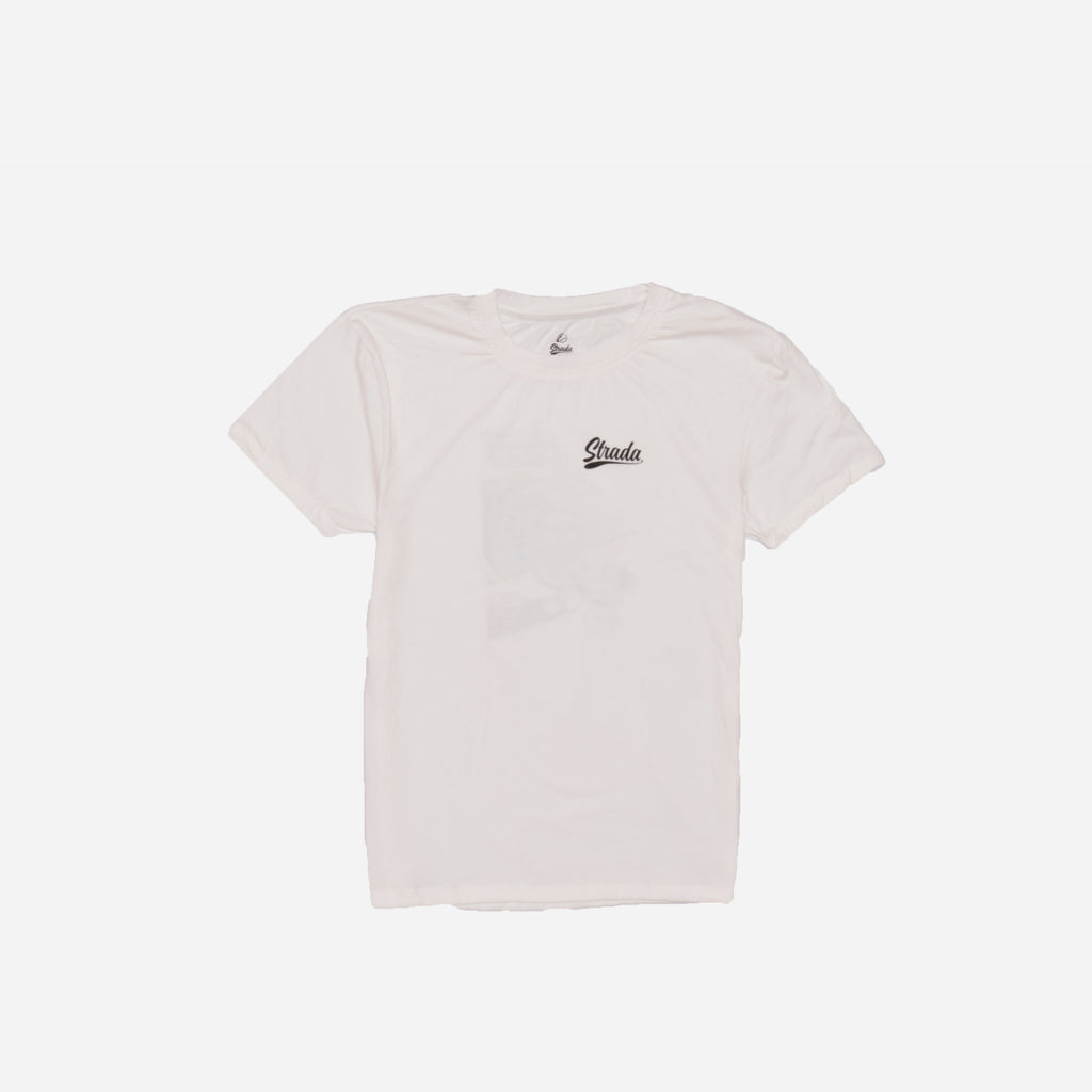 Strada T-Shirt SKY - Off White