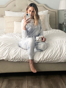 In The Clouds Loungewear Set
