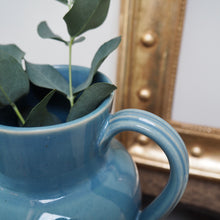 Load image into Gallery viewer, PALE BLUE STONEWARE JUG