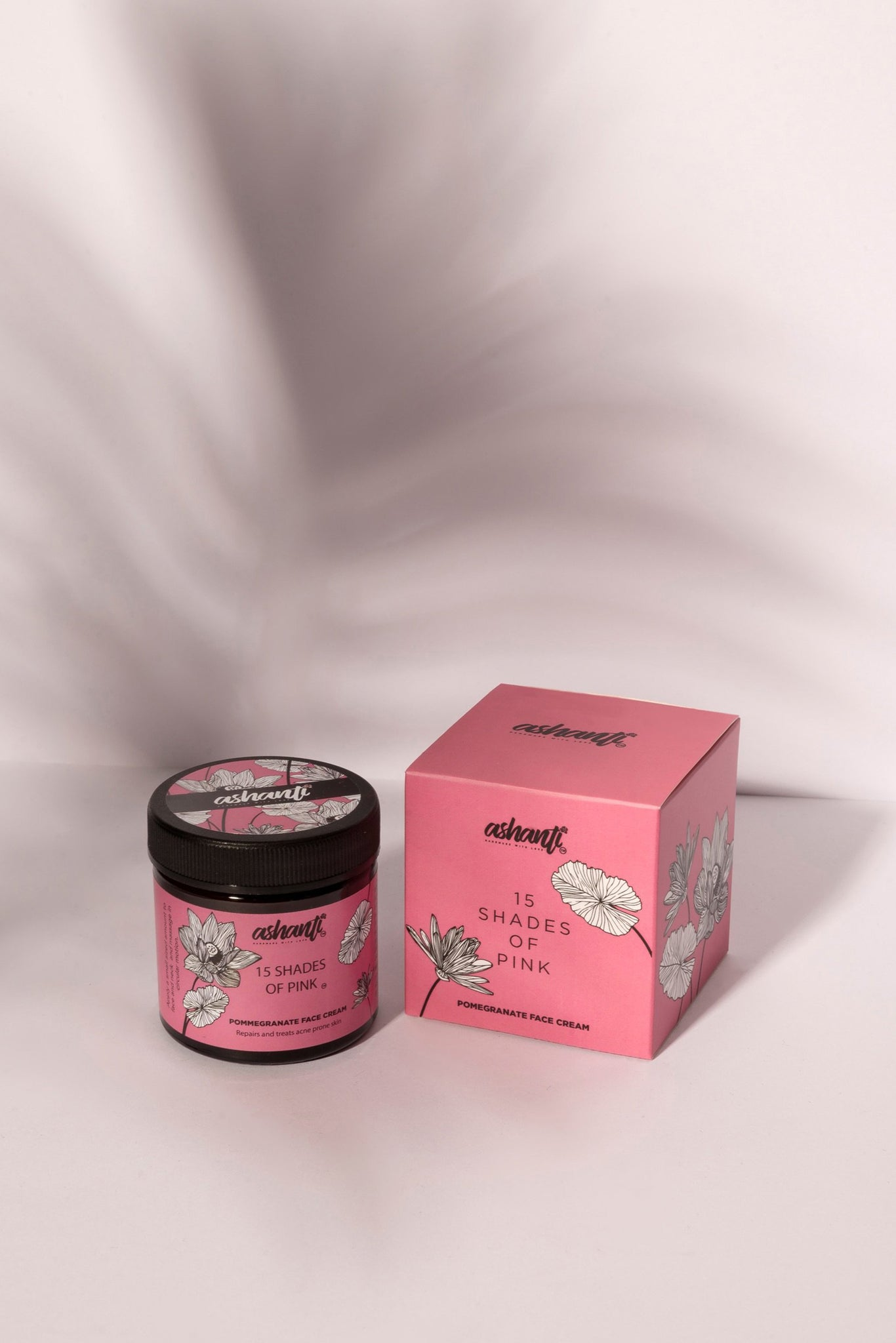 15 SHADES OF PINK - POMEGRANATE FACE CREAM