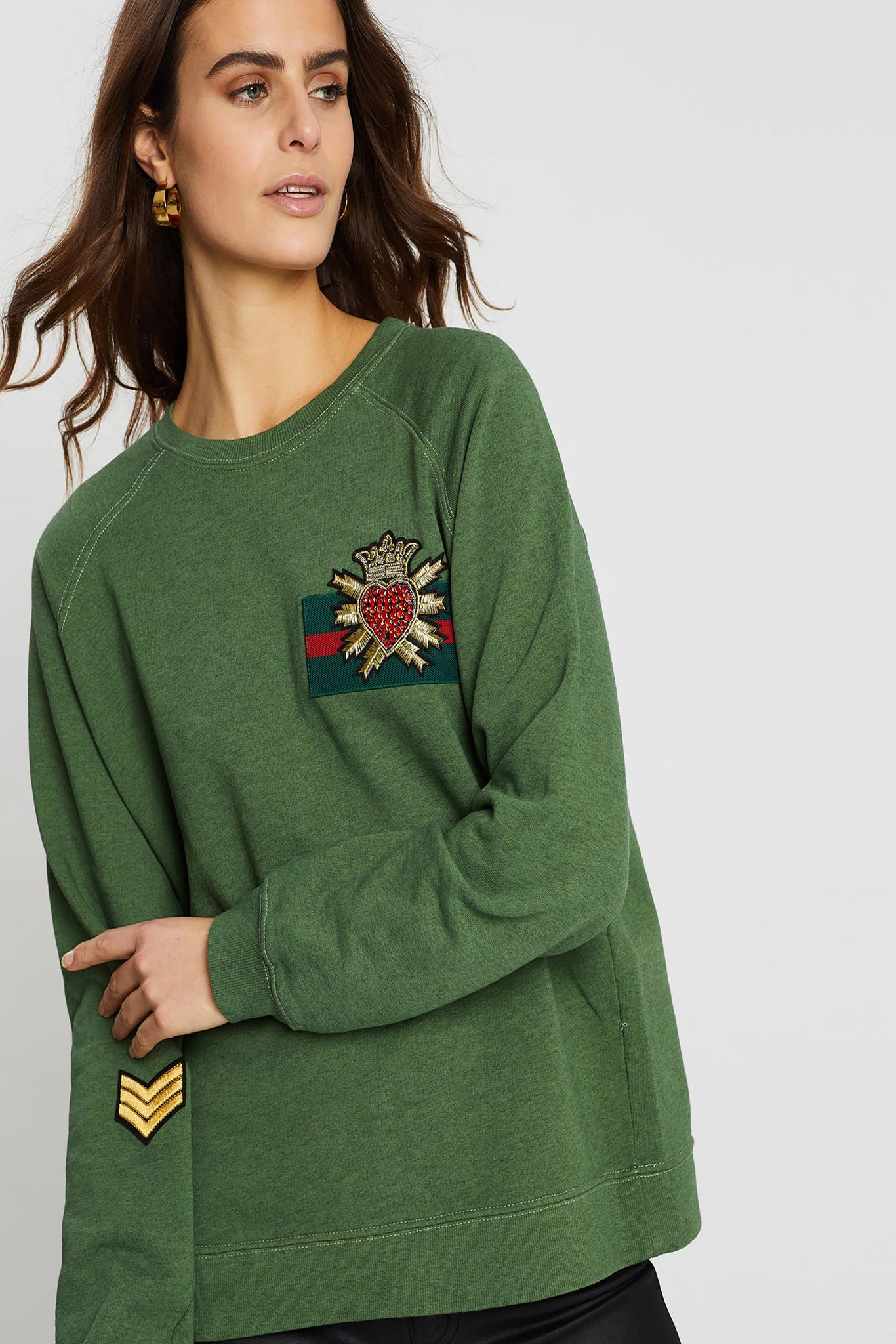 The Heart Sweater