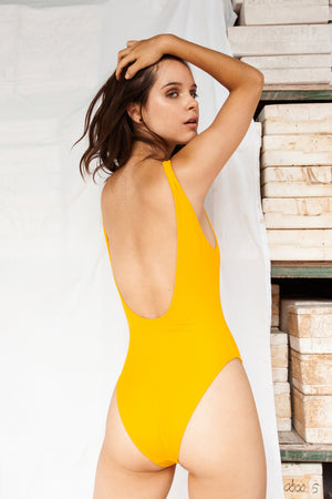 Classic Onepiece - Yellow