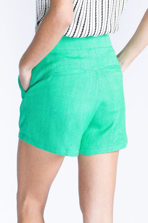 SHAE Mint Shorts