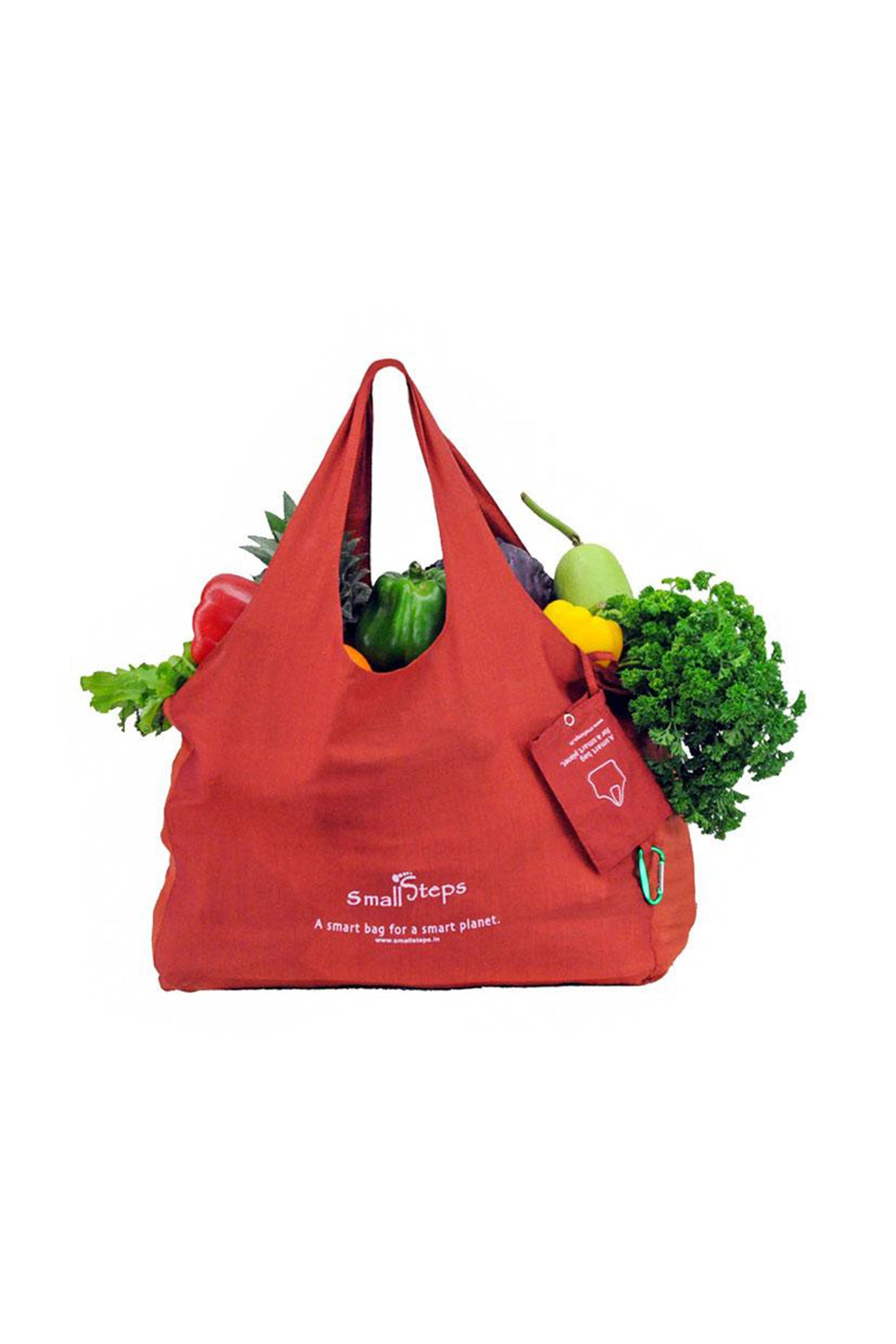 "SmallSteps ""Classic "" Foldable side Bags (set of 5)"
