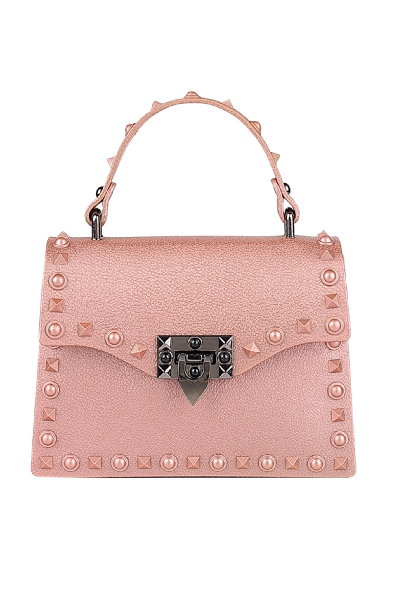 Rose Gold Rebel Rich Bag - Vegan