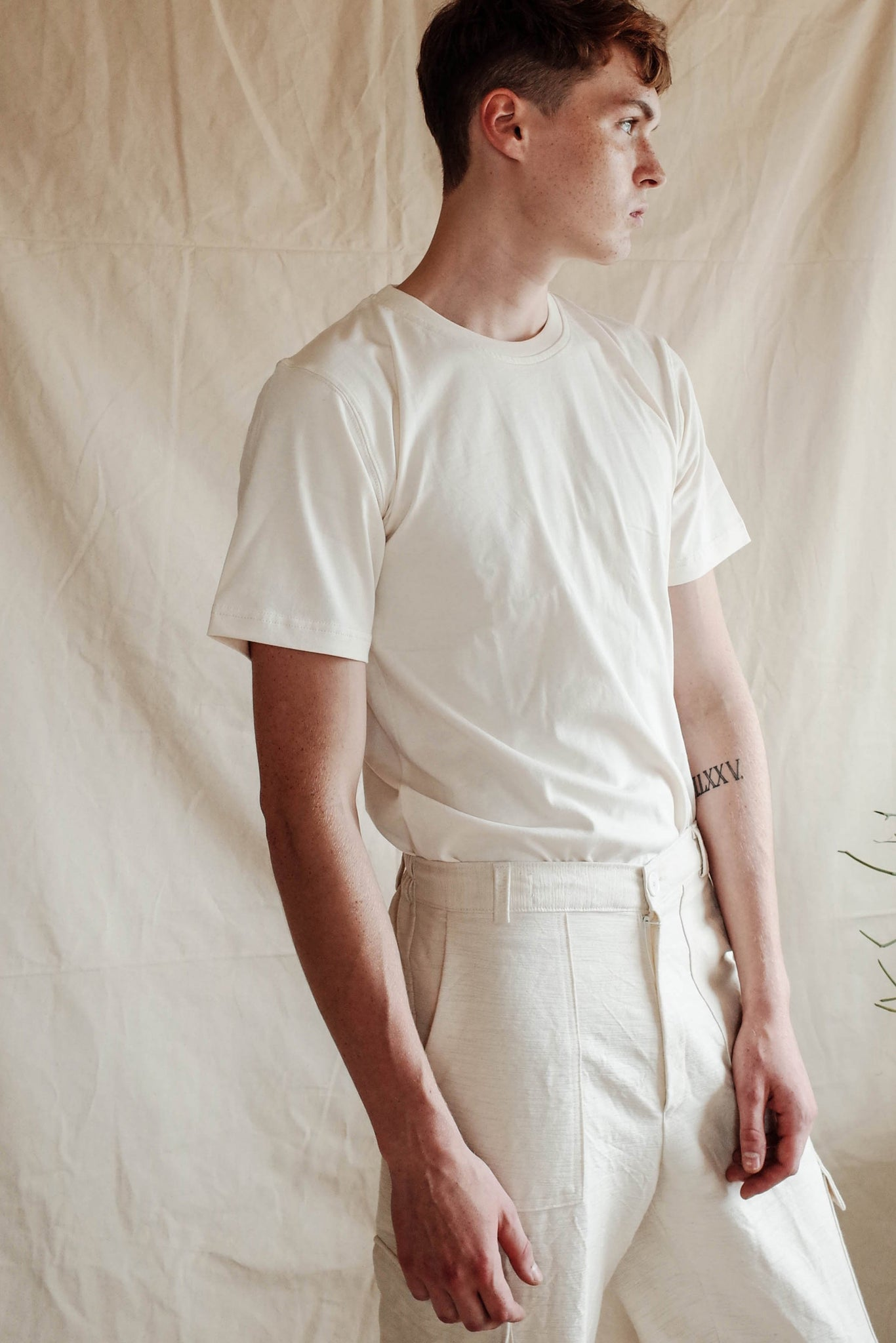 Essential Tee - Natural