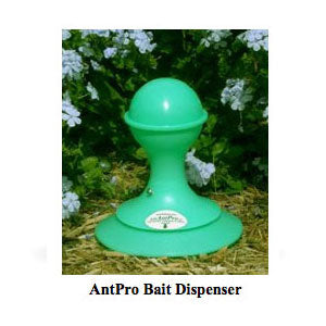 ORGANIC LIQUID ANT BAIT AND BAIT STATION