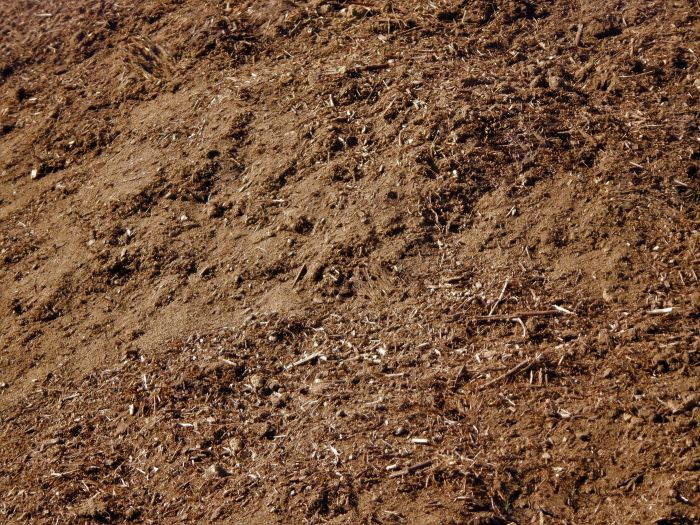 ameded topsoil