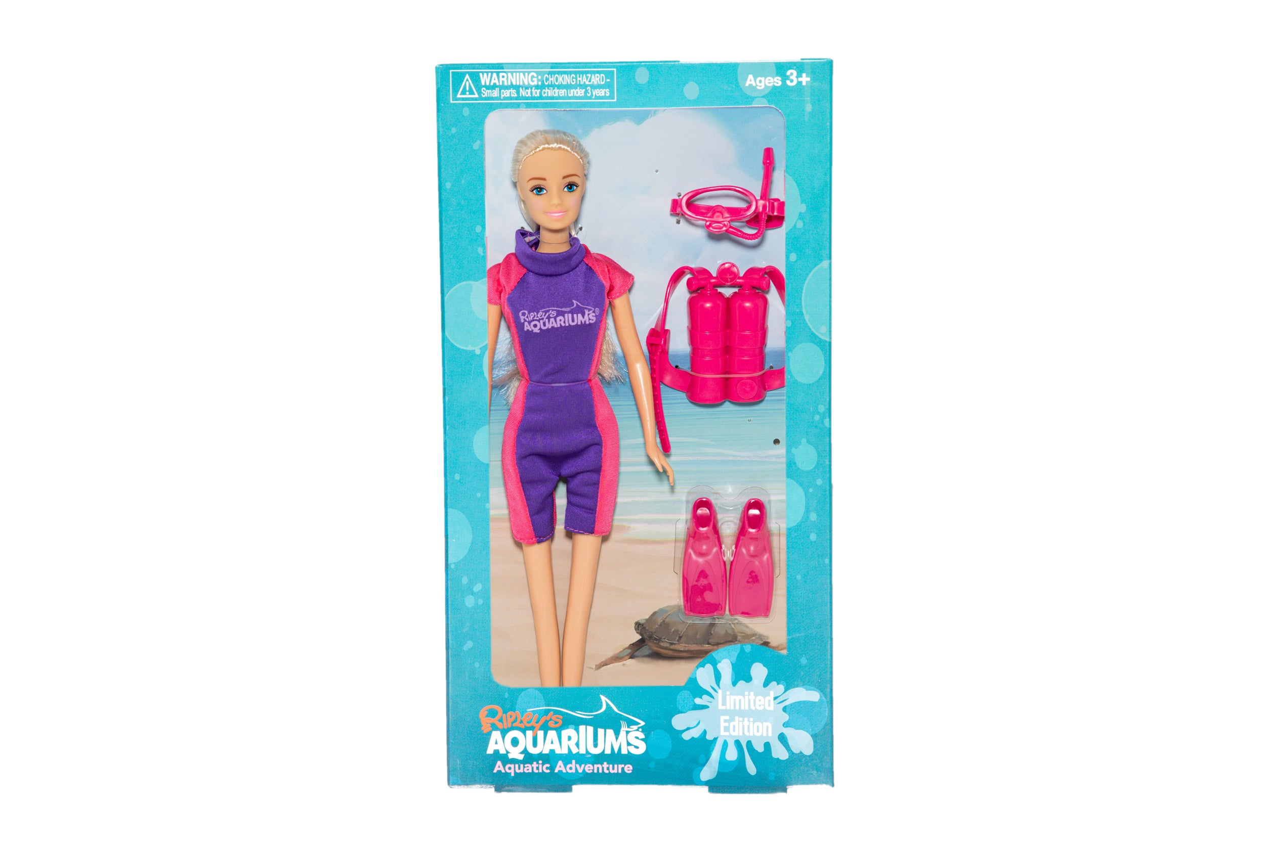 Aquatic Adventure Doll