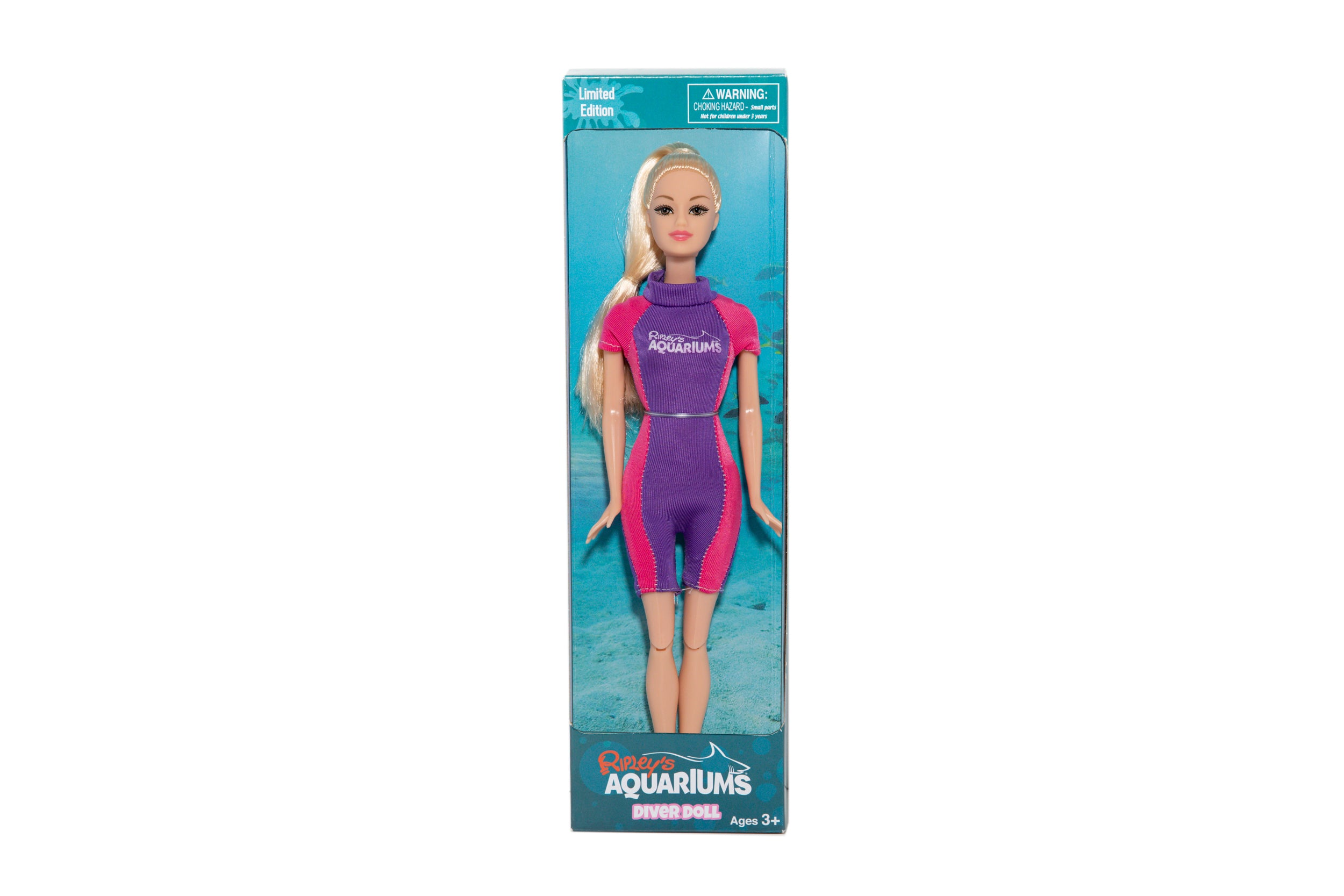 Diver Doll