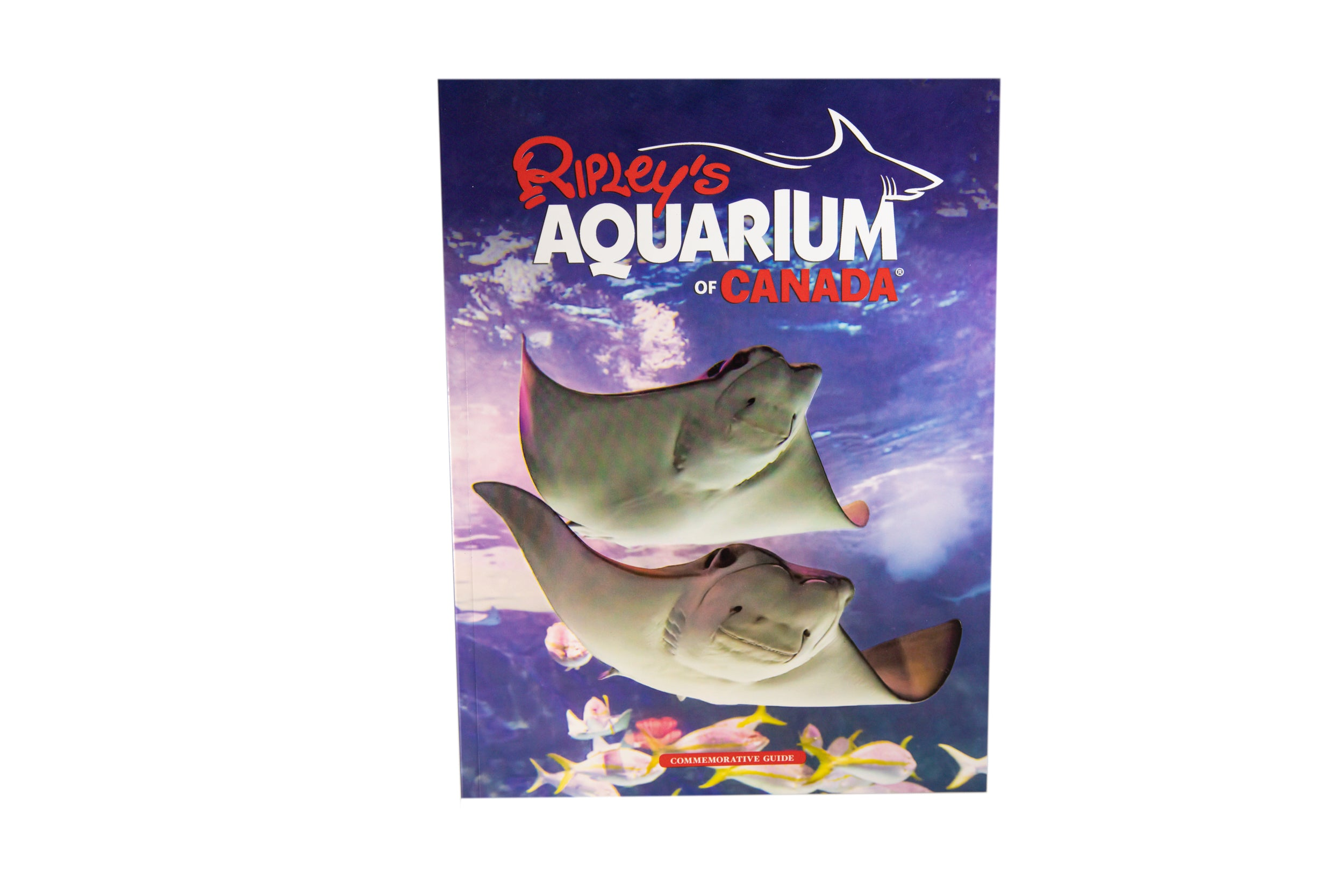 Ripley's Aquarium of Canada Commemorative Guide