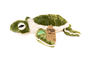 Recycled Hatchling Turtle