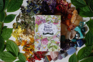 Oracle of the Essences - Essential Oil Magic