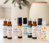 Kid Label Set - Essential Oil Magic