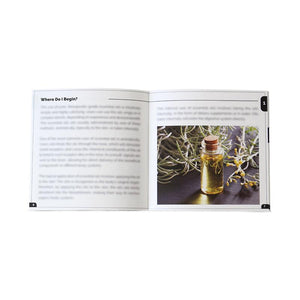 Symphony of the Cells Oil Smart Pocket Guide (Pack of 10) - Essential Oil Magic