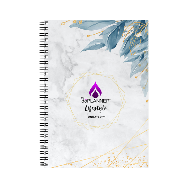The dōPLANNER: Lifestyle 5th Edition - Essential Oil Magic
