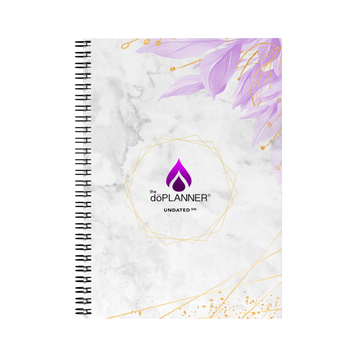 The dōPLANNER: Undated 5th Edition - Essential Oil Magic